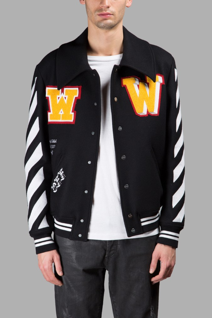 d5032ce541c3 OFF-WHITE c o VIRGIL ABLOH s 2016 Fall Winter Collection — Modern ...