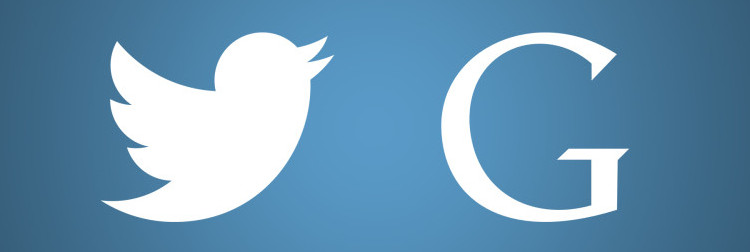 TwitterGoogle