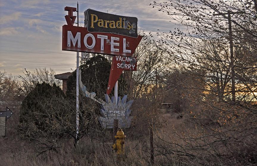 Paradise Discovered, Tucumcari