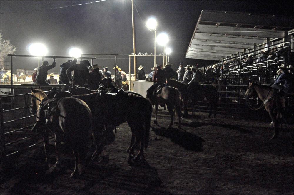 Stampede Rodeo, Capitan