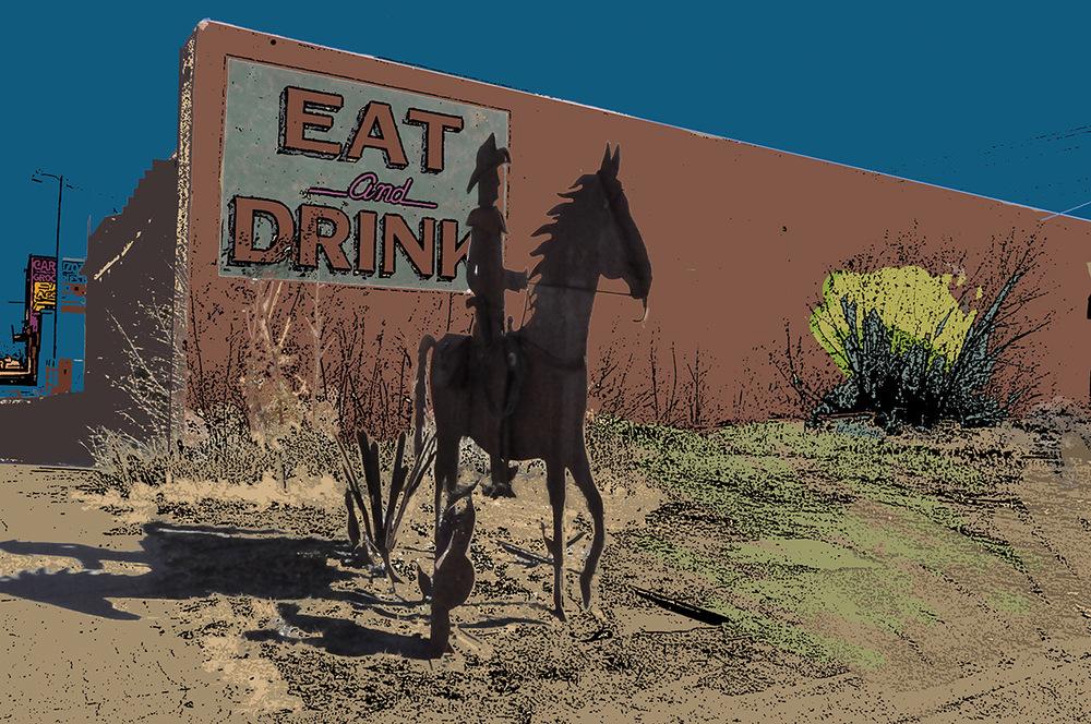 Construct #5, Carrizozo New Mexico