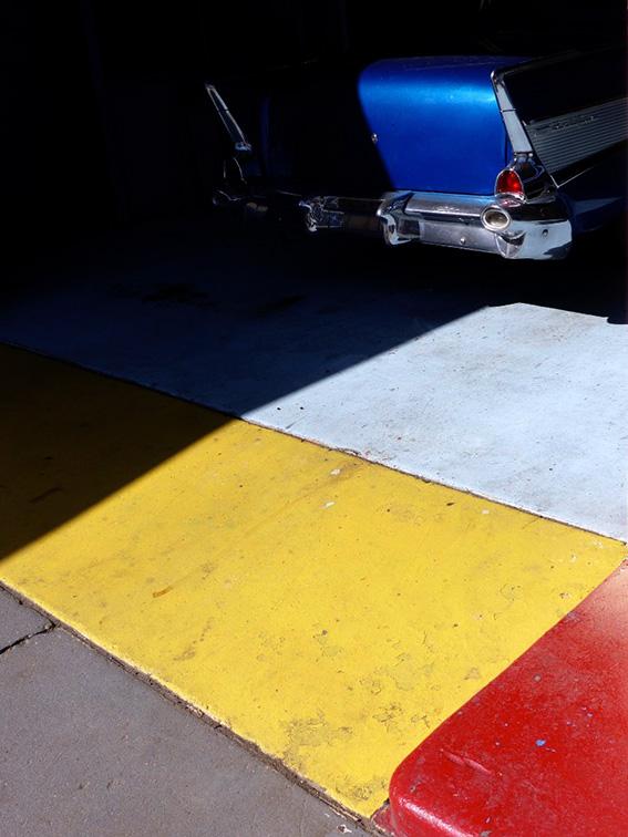 Mondrian Chevy
