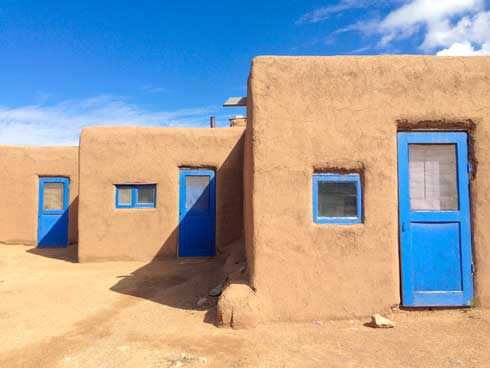 Taos Pueblo Trio, Molly Haley