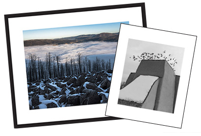 Order Matted or Framed Prints from the 2017 New Mexico Magizine Photography Competiton Online!