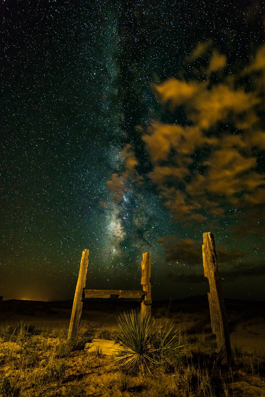 Honorable Mention Landscapes, 'Desert Nights', Steve Honeycutt