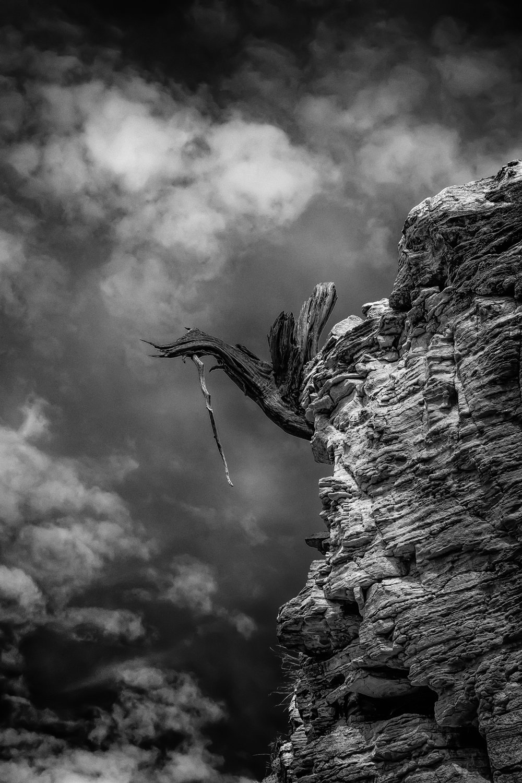 1st Place New Mexico State Parks, 'Flight From Villanueva', Bob Dart