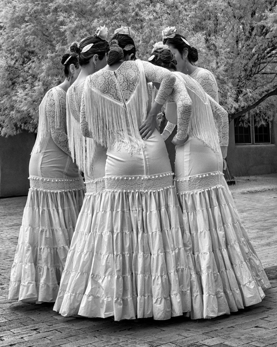 2nd Place Details, 'Flamenco Discussion', Michael Edminster