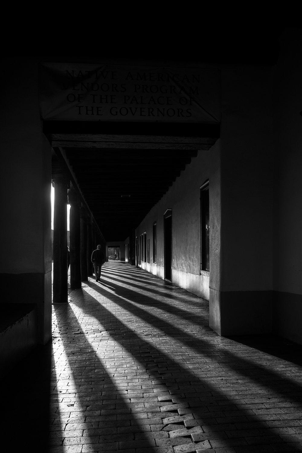 3rd Place Sense of Place, 'When We Stand in the Light', Diego Romero