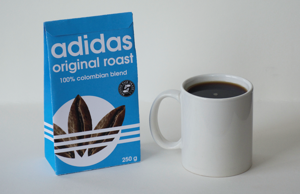 258c06bf101b Adidas Coffee Packaging — Darren O Neill Design