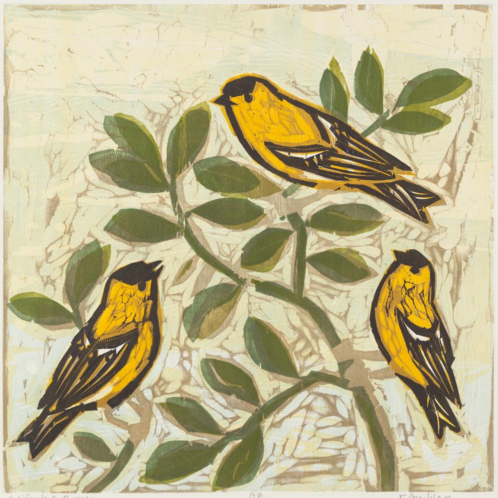 Goldfinch Gathering
