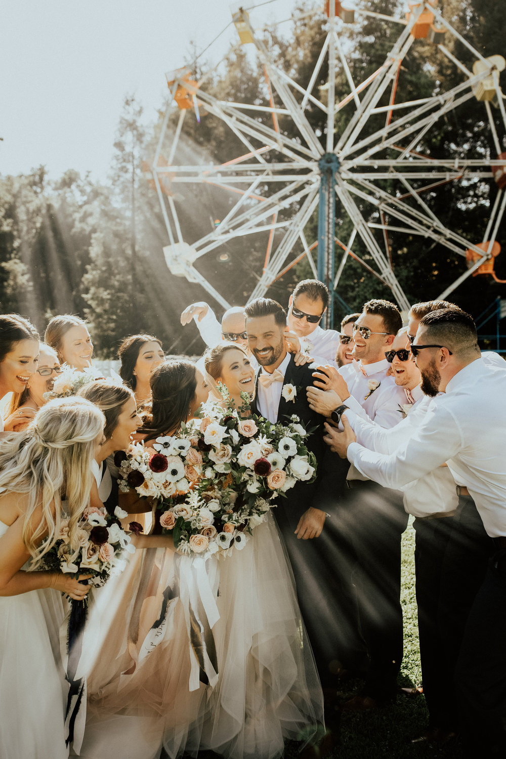Dear Brides - As Photographers we are always looking for couples who are down to play with
