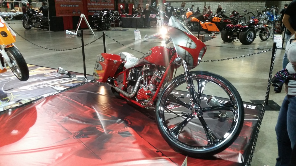 EASYRIDER SHOW 2015,LONG BEACH CONVENTION CENTRE