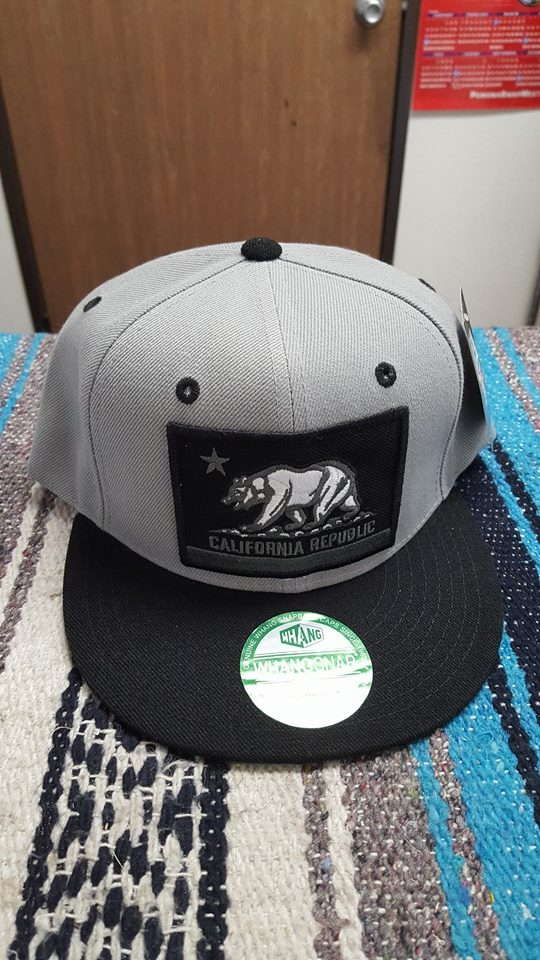 CALIFORNIA STYLE HAT