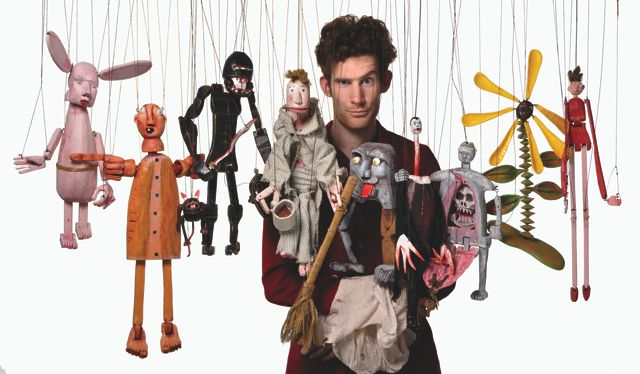 PUPPET SLAM ON FRIDAY! TICKETS HERE NOW!