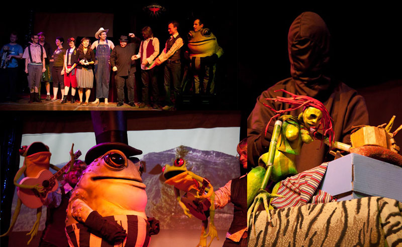 NEXT PUPPET SLAM ANNOUNCED:  AUGUST 20th, 2011     * Submission details coming very soon *