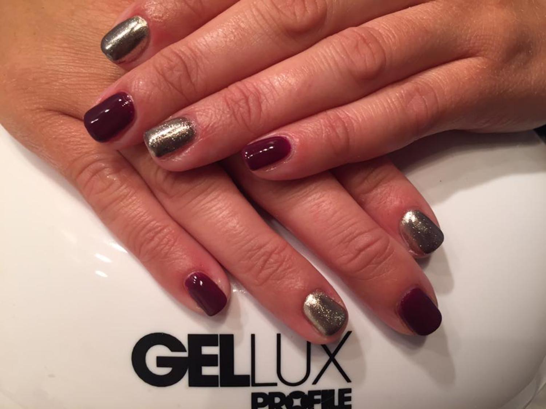 New Chrome Gel Nails — Complexshone Beauty Salon