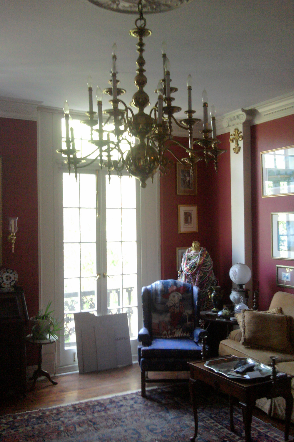 New Orleans Interior Revonations Custom Trims and Moldings