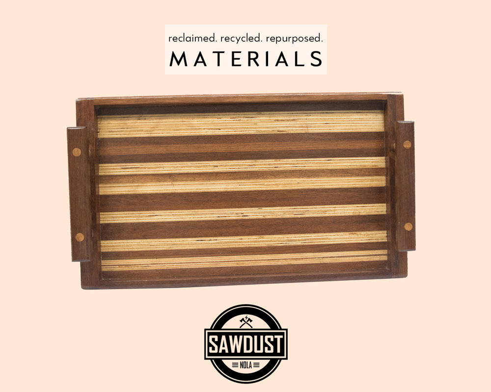 Sawdust Nola Cutting Boards New Orleans