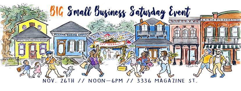 Big Small Business Saturday