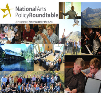 "Crossroads Charlotte: the Movie was nominated for an Emmy and chosen as the focus of the 2008 Americans for the Arts National Arts Policy Roundtable at Sundance with actor/activist Robert Redford in September 2008, where 29 leaders gathered to consider ""The Arts and Civic Engagement: Strengthening the 21st Century Community.""  Click the image above for a full report from the Roundtable."