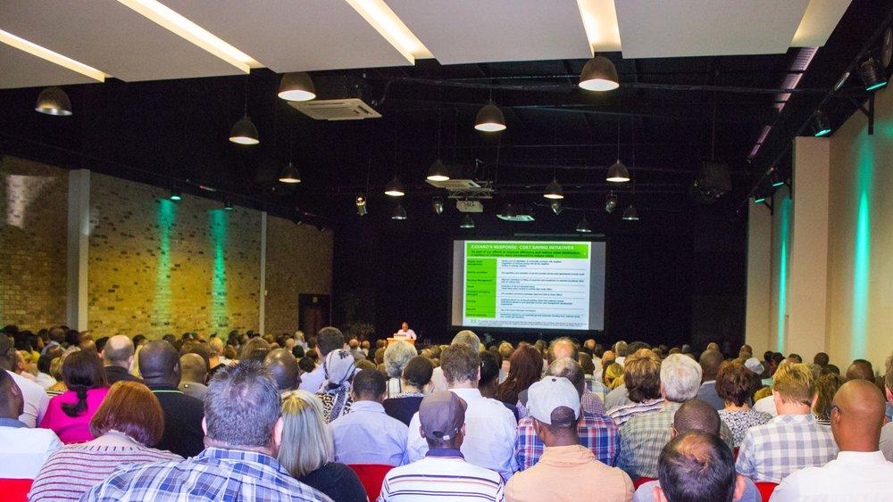 Conference Theatre Venue