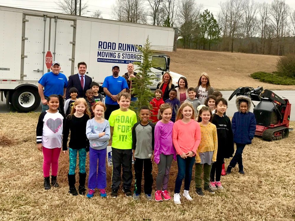 Alabama Re-Leaf is a charitable program designed to help plant trees across the state to clean the air, mitigate flooding and beautify communities.
