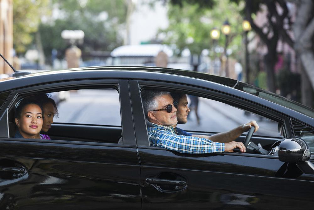 Welcome to uberPOOL