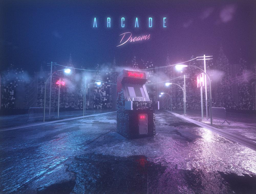 Arcade Dreams - Print