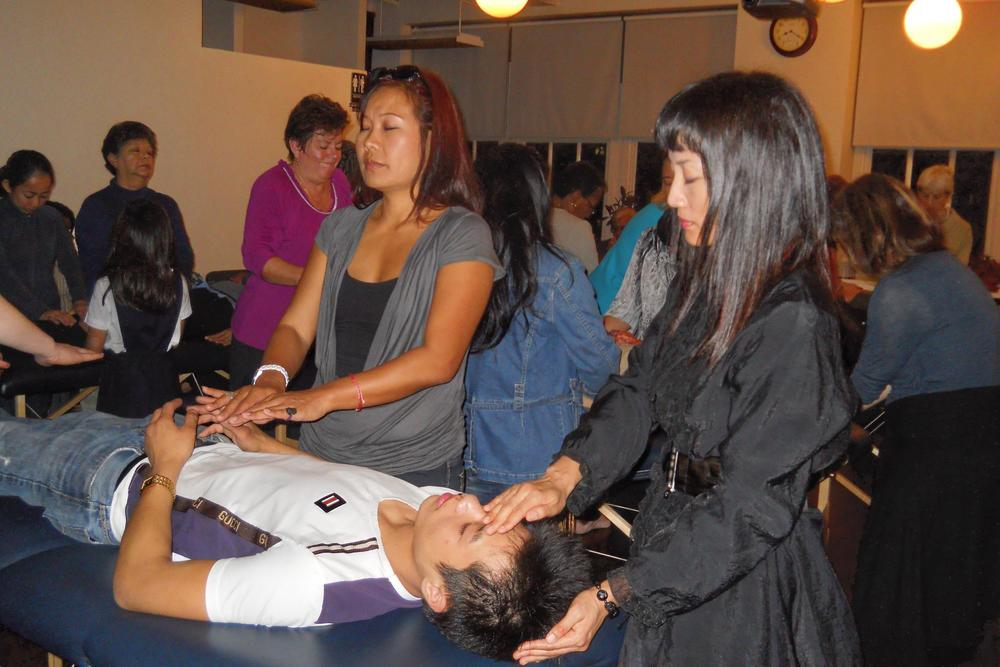 A Conversation with a Reiki Master — Project She Went For