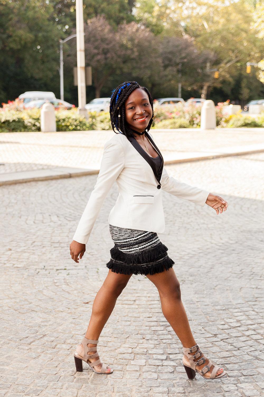 Phylicia Bernard - Founder/Stylist