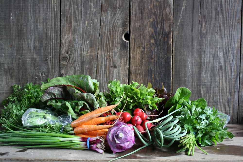 Veggies Large CSA Share