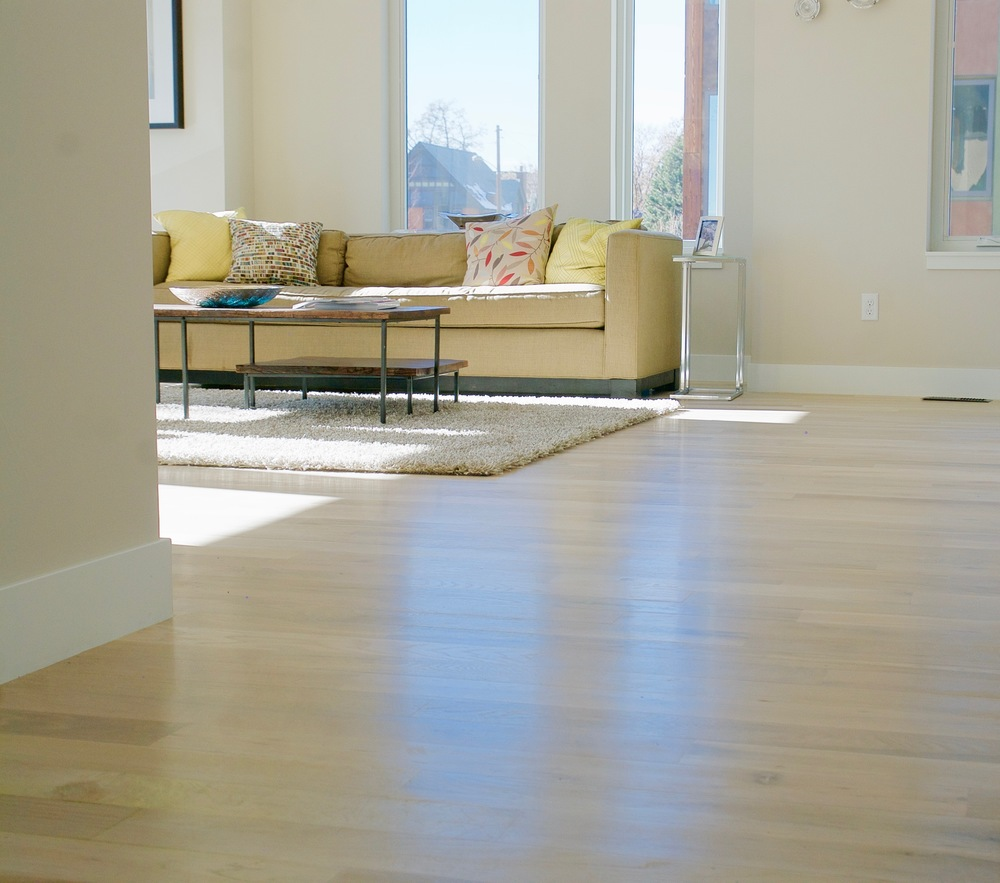 Sixth image of Residential Hardwood Flooring for Tejon Denver by ASA Flooring