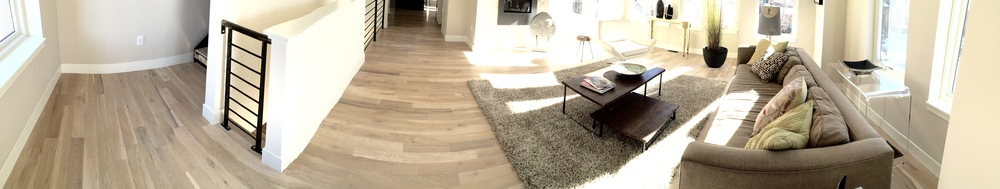 Ninth image of Residential Hardwood Flooring for Tejon Denver by ASA Flooring