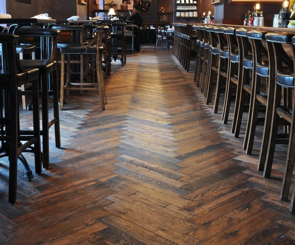 Custom Hardwood Floor Installation by ASA Flooring in Denver, CO