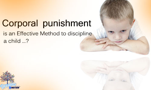 thesis statement on corporal punishment