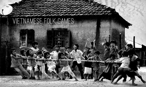 Vietnamese traditional folk games — Dreams 'N Motion