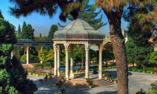 Tomb of Hafez, Shiraz . Iran
