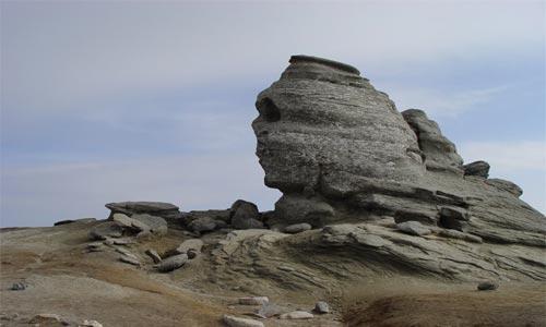 Sphinx Plateau