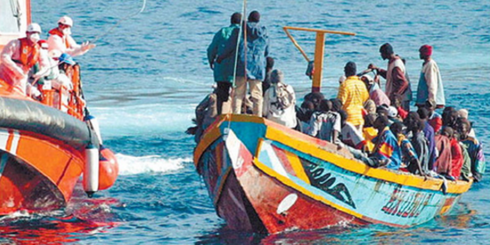Recent African immigration to Europe