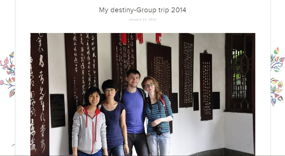 Dreams N Motion Group Trip, China and Thailand