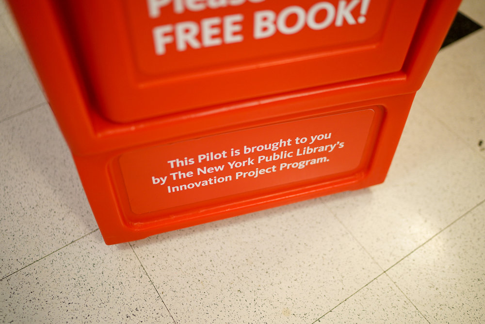 NYPL Book Box