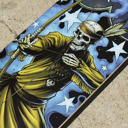 DARKSTAR SKATEBOARDS COMBAT PRO SERIES Dave Bachinsky