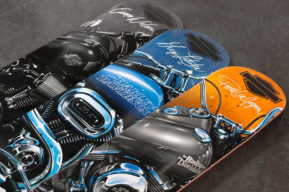 3-DARKSTAR-HARLEY-DYNA-skateboards