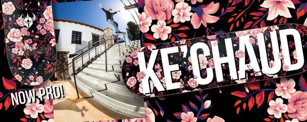 Ke'Chaud Now Pro