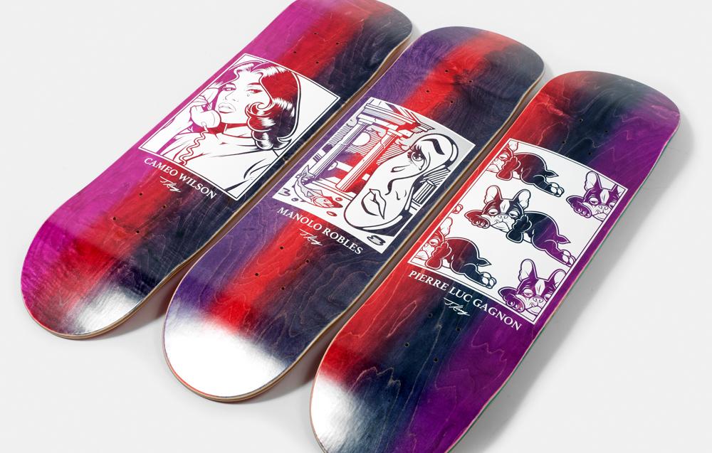 Darkstar Skateboards Joe King Guest Artist