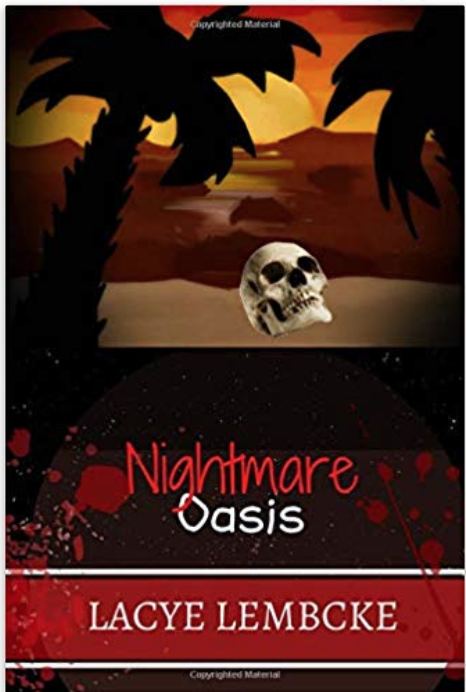 Author: Lacye Lembcke - This book is not filled with fluff and light-hearted fun. There are no jokes, no funny musings, nothing like my other works. This book has stories not for the faint of heart or who are easily offended. It has stories dealing with the macabre nature of humans and focuses on subjects some readers my feel uncomfortable with. If you feel this book is not for you, please put it down and read something else. However, if you are ready to delve into dark, twisted tales of a horrific nature. Then enjoy your reprieve at…The Nightmare Oasis.