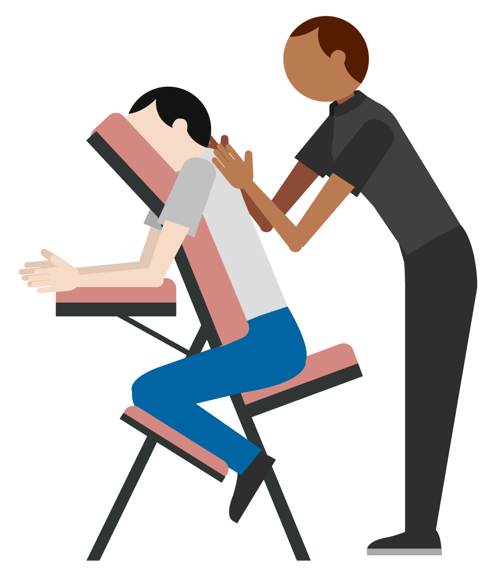Sproutling Care - Need to relax a little for this holiday? Be sure to stop by Sproutling Care's Booth and get a chair massage! Only $1.00/minute Chair Massages up to 20 Minutes!