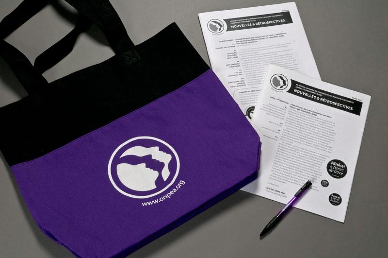 Branding for the Ontario Network for the Prevention of Elder Abuse