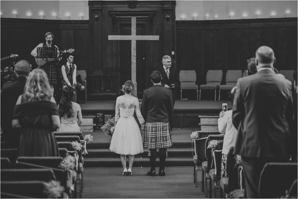 Photography 78 - Glasgow Wedding Photographer - Fraser Thirza - Killearn Village Hall - Three Sisters Bake Wedding_0094.jpg