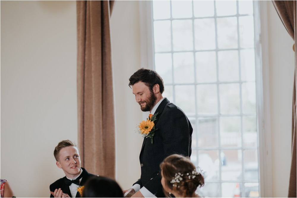Photography 78 - Glasgow Wedding Photographer - Fraser Thirza - Killearn Village Hall - Three Sisters Bake Wedding_0126.jpg